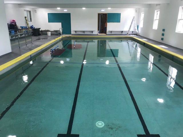 Lighting Suitability for Indoor Pool Environments